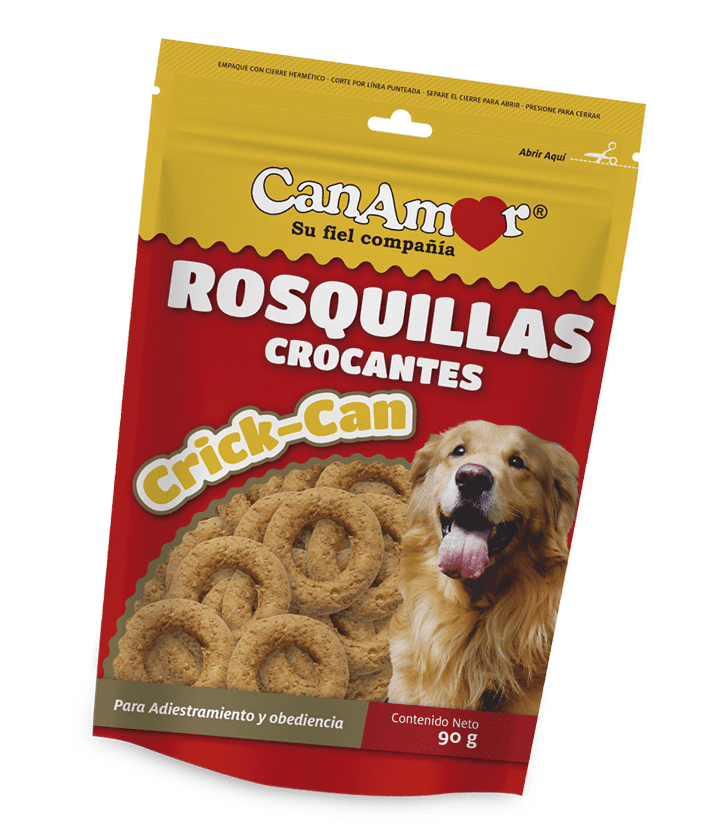 Rosquillas Can Amor Crick 90 G