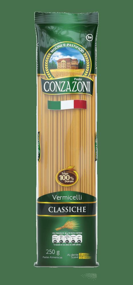 Pasta Conzazoni Vermicelli 250 G