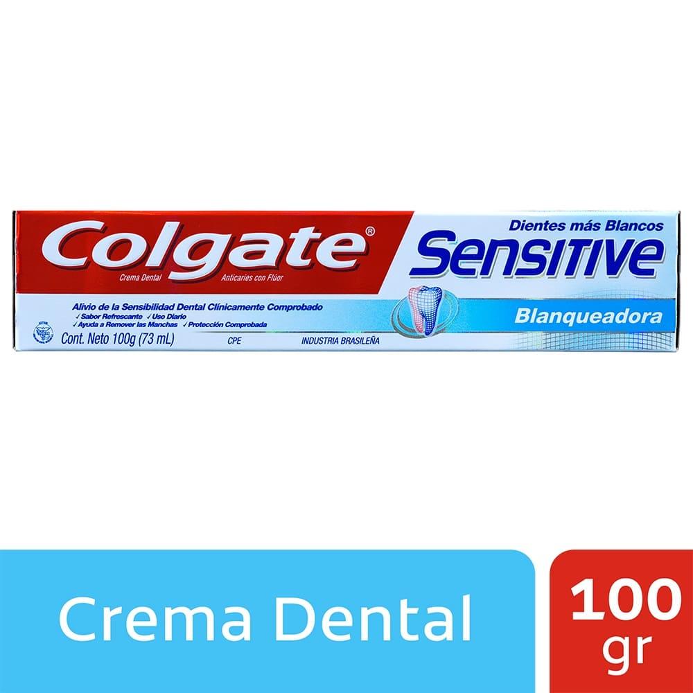 Crema Colgate Sensitive Blanqueadora 75 Ml