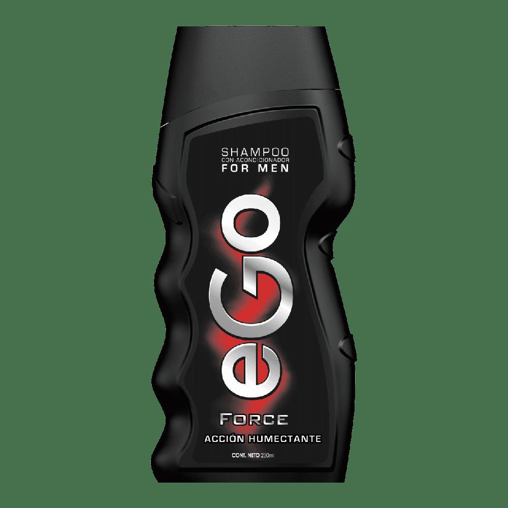 Shampoo Ego 2En1 Blue Fusión 230 Ml