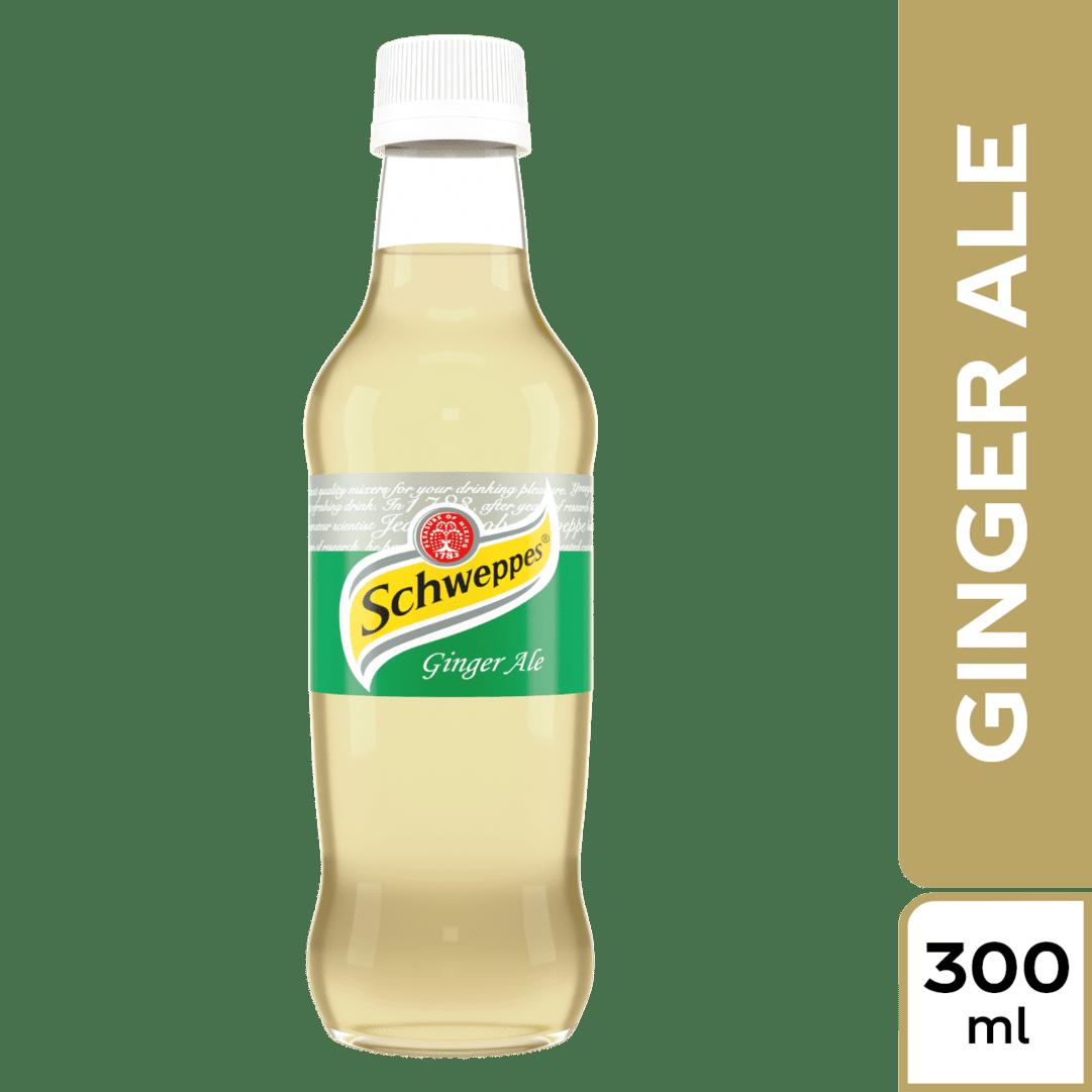 Gaseosa Ginger Ale Schweppes 300 Ml
