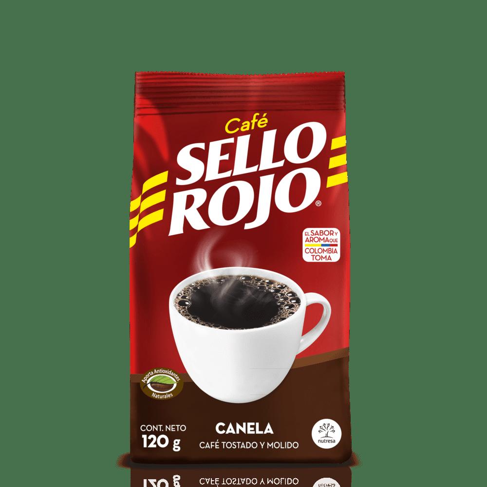 Café Sello Rojo Canela 120 G