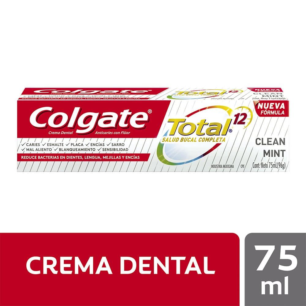 Crema Colgate Total Cleanmint 75 Ml