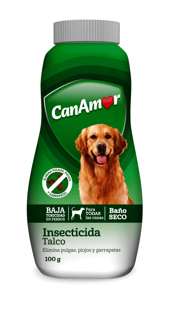Talco Can Amor Insecticida 100 G