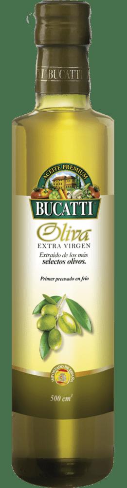 Aceite De Oliva Bucatti Extra Virgen 500 Cm3