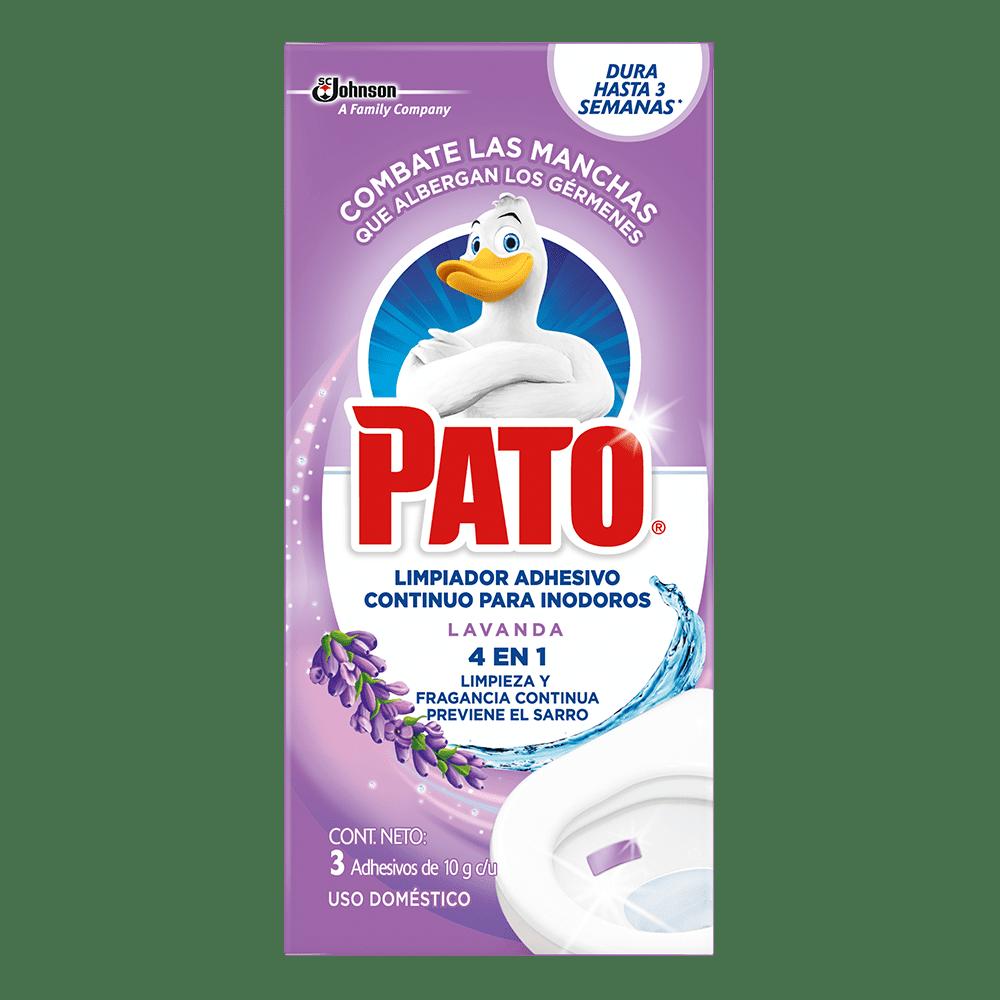 Pato Pastillas Adhesivas Lavanda 30 G