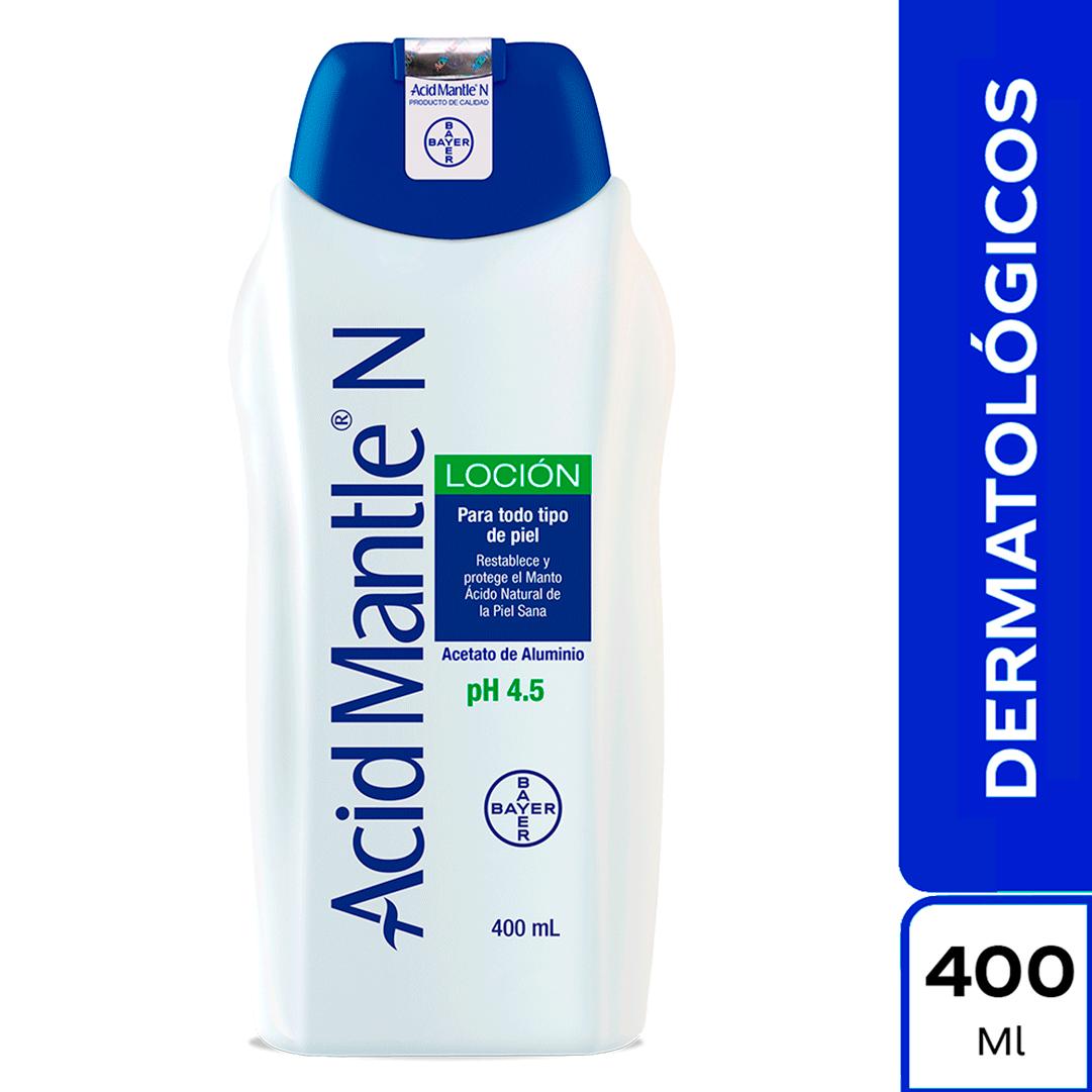 Locion Acid Mantle N 400 Ml