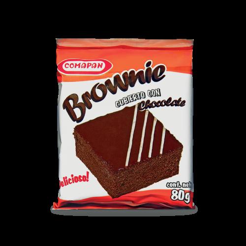 Brownie Comapan Chocolate 80 G