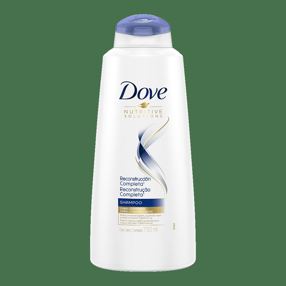 Shampoo Dove Reconstrucción 750 Ml