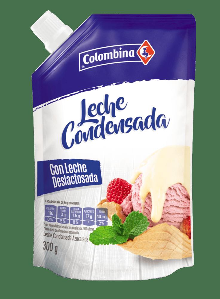 Leche Condensada Colombina Doypack 300 G