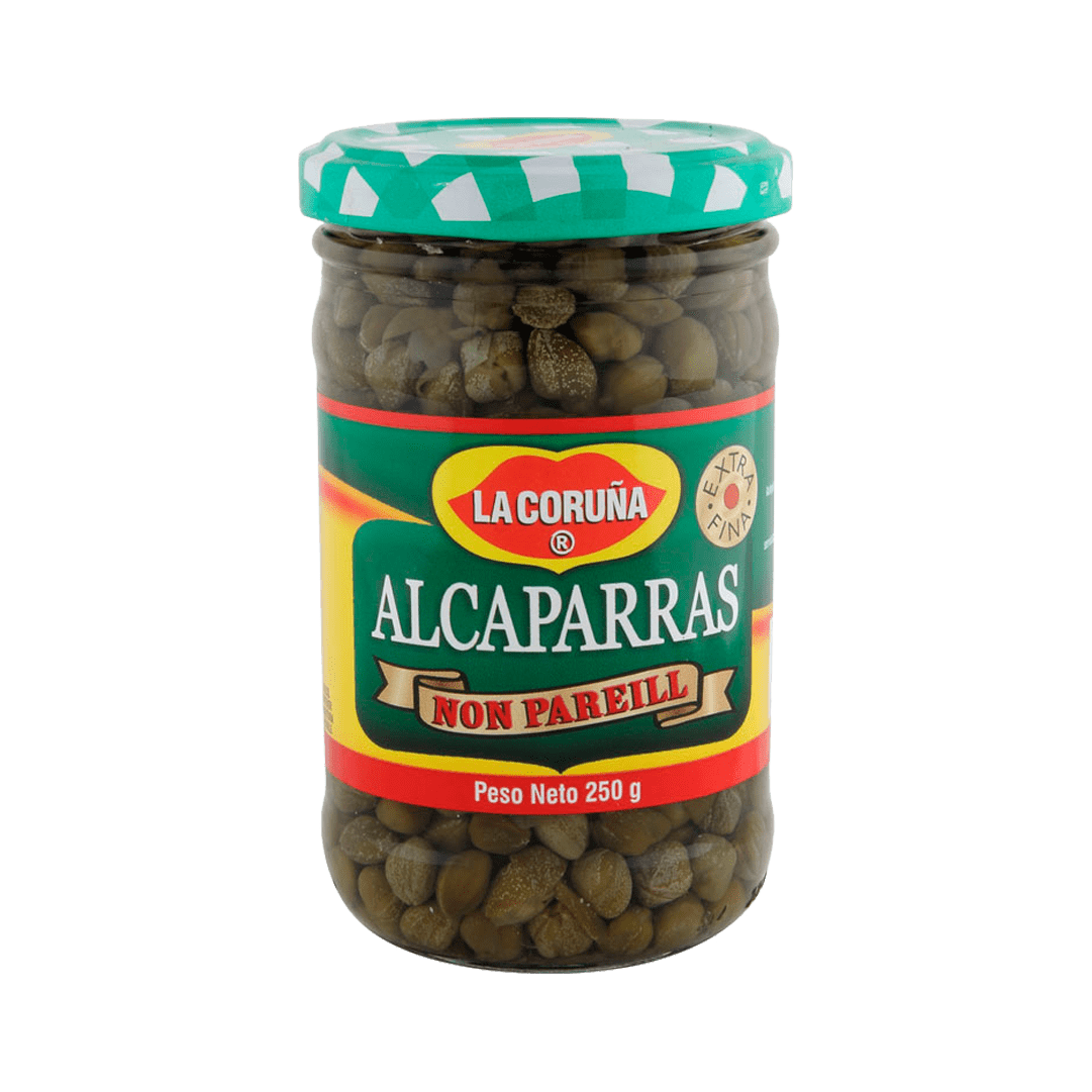 Alcaparra La Coruña Nompareil