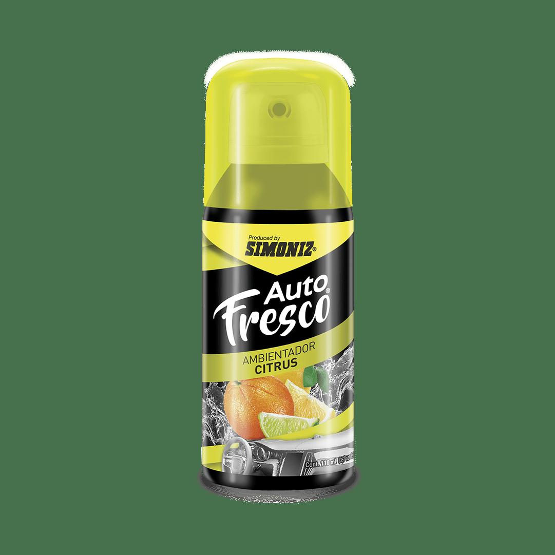 Ambientador Shick Fresh Car Citrus 110 Ml