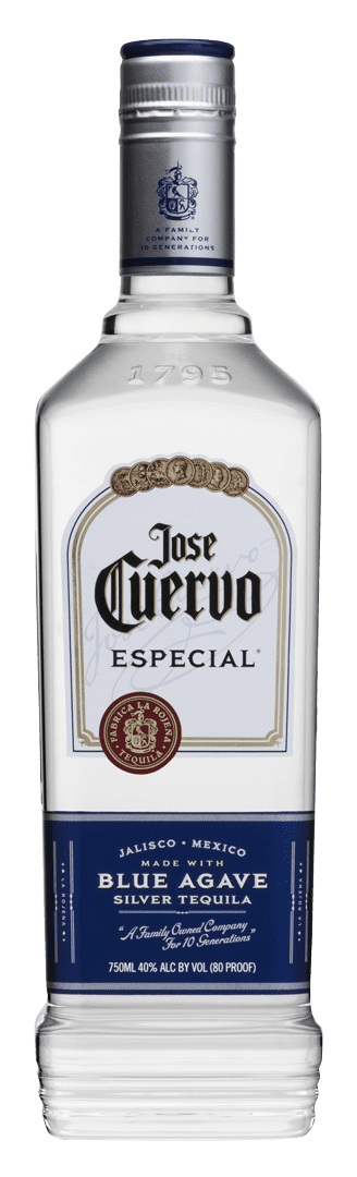 Tequila José Cuervo 750 Ml Silver