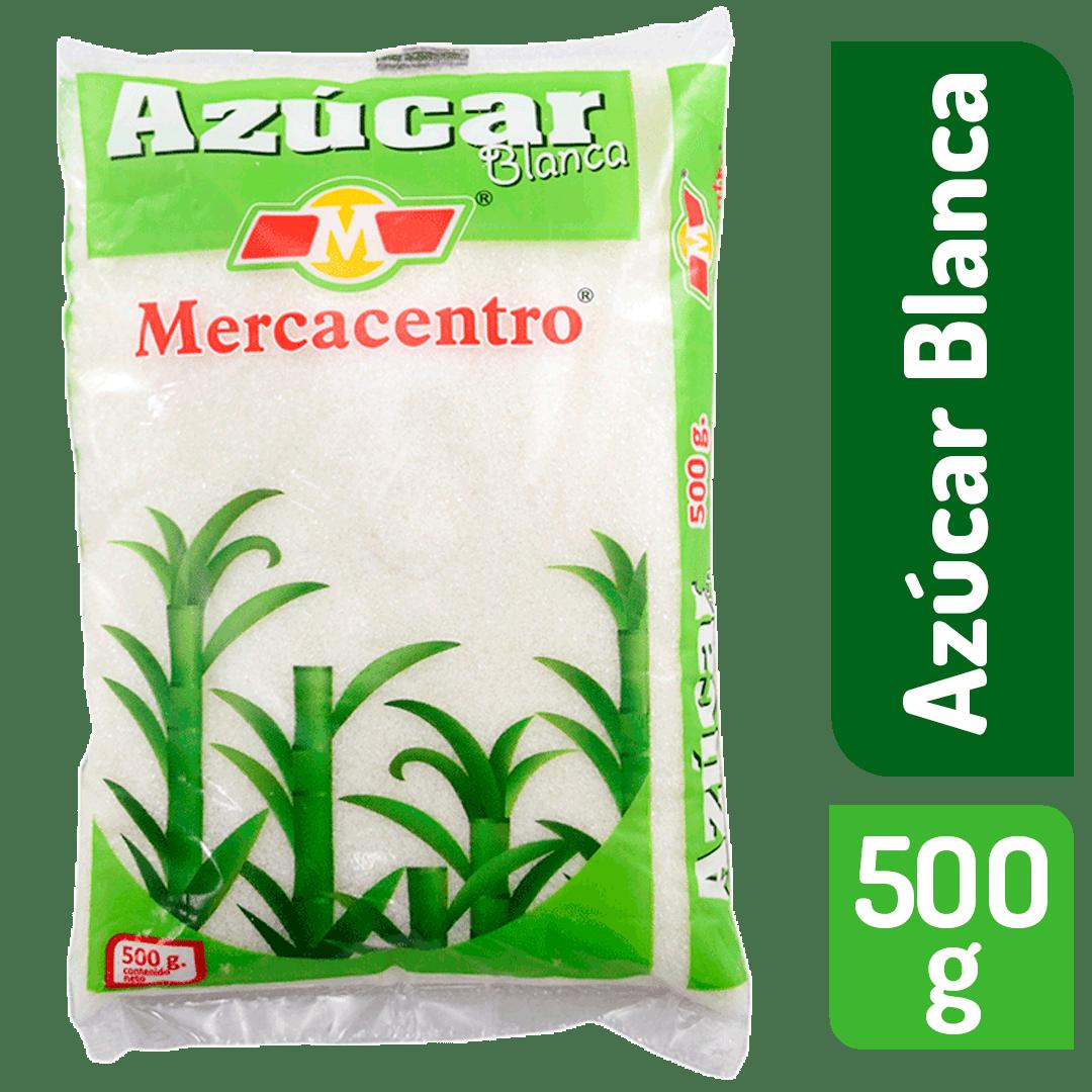 Azúcar  Blanco Mercacentro 500 G