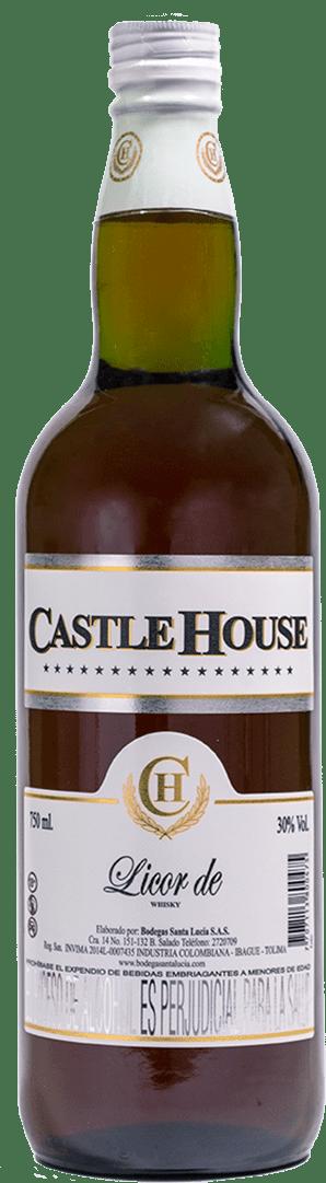 Licor De Whisky Castle House 750 Ml