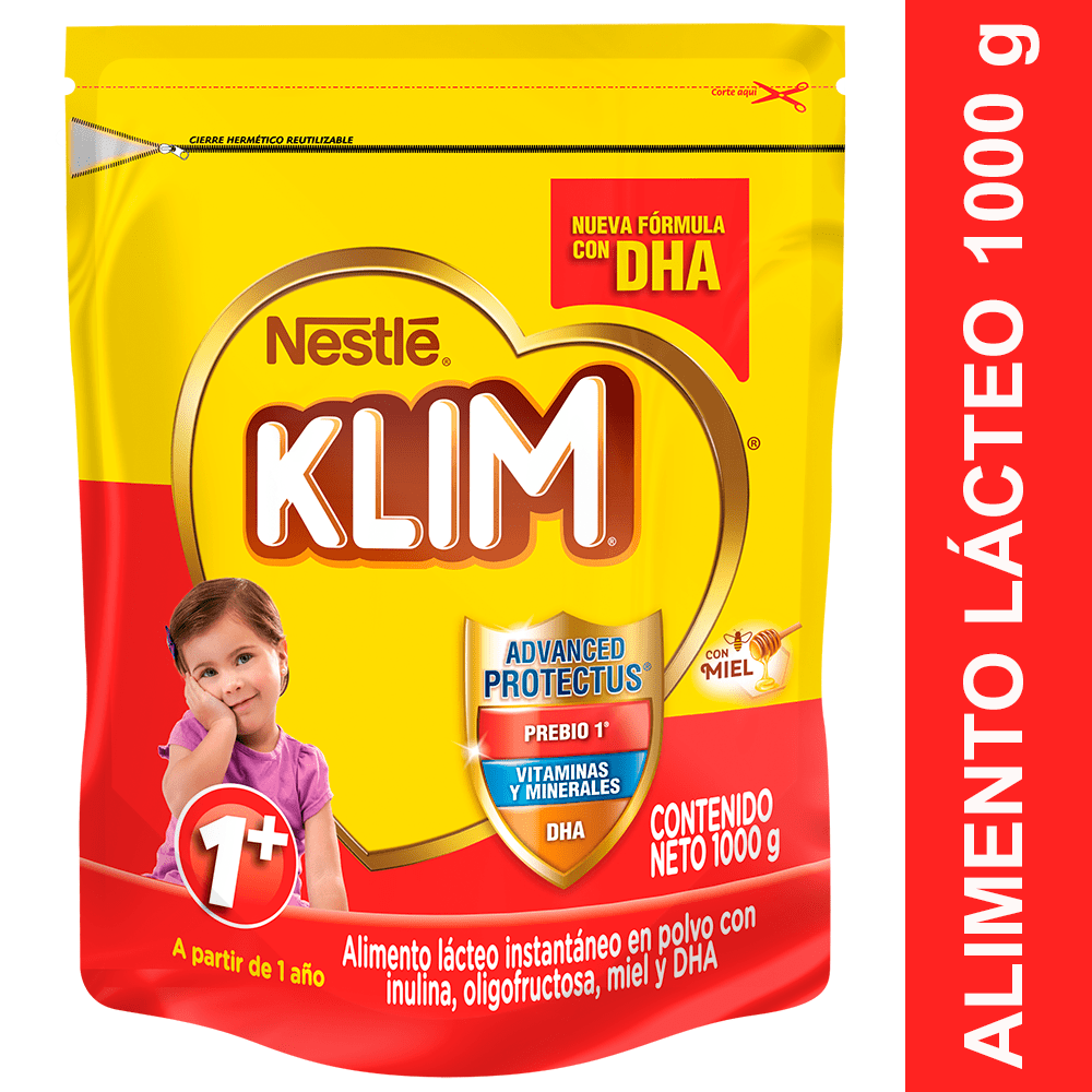 Alimento Lácteo Klim 1+ 1000 G
