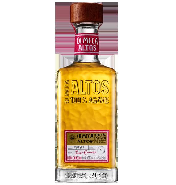 Tequila Olmeca Reposado Supremo 700 Ml