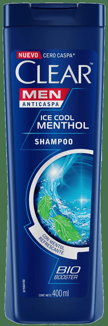 Shampoo Clear Men Ice Cool 400 Ml