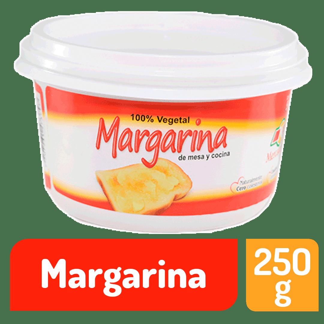 Margarina Mercacentro 250 G
