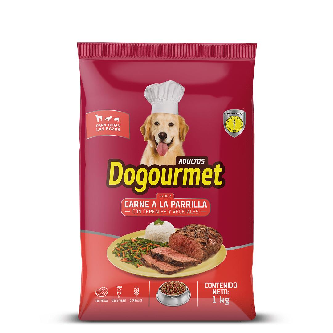 Dogourmet Carne Parrilla Adulto 1000 G