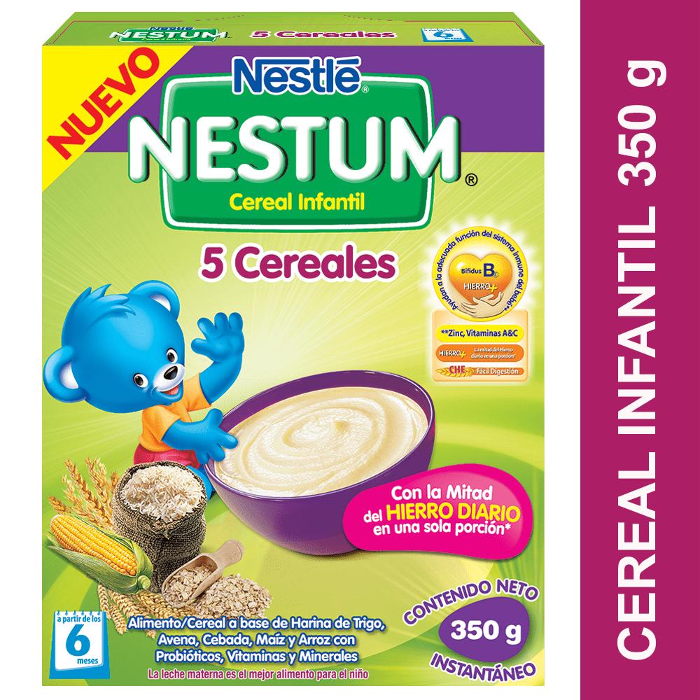 Nestum 5 Cereales Hierro 350 G