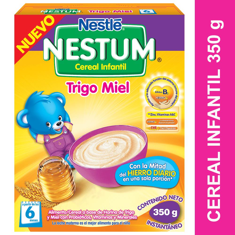 Nestum Trigo Miel Hierro 350 G