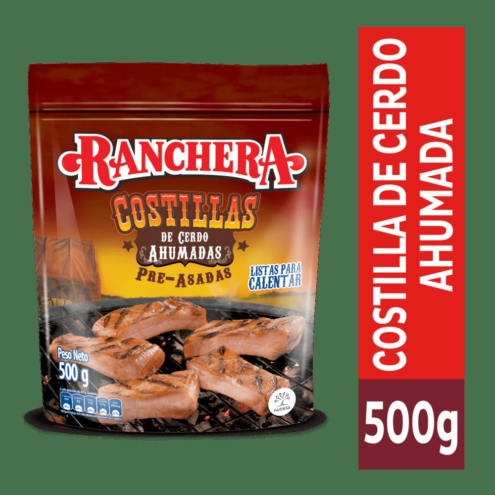 Costilla Ranchera Zenú 500 G