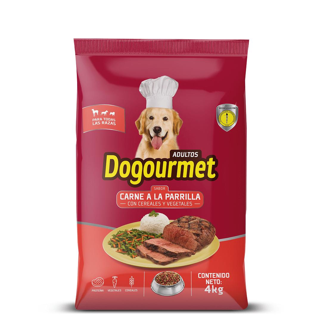 Dogourmet Carne Parrilla Adulto 4000 G