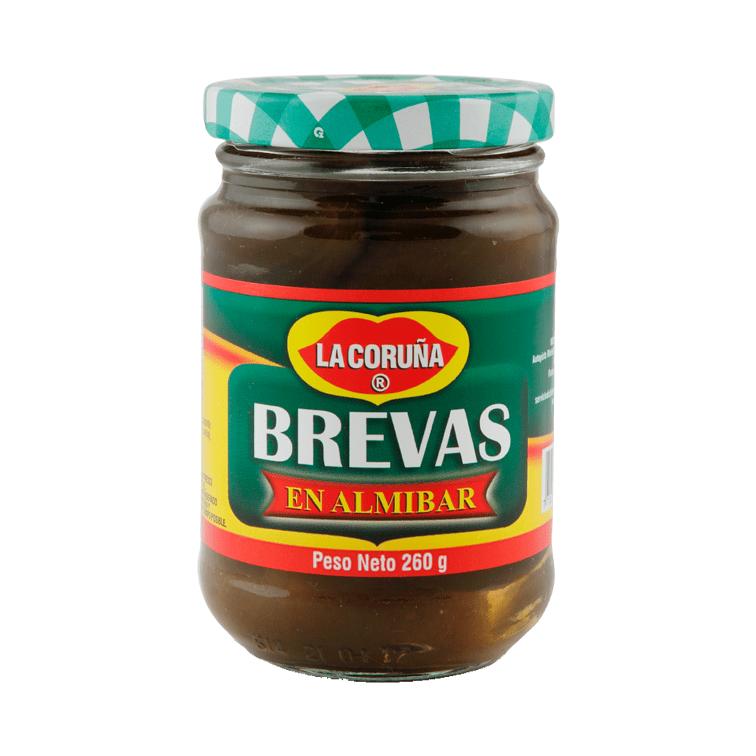Brevas La Coruña 260 G