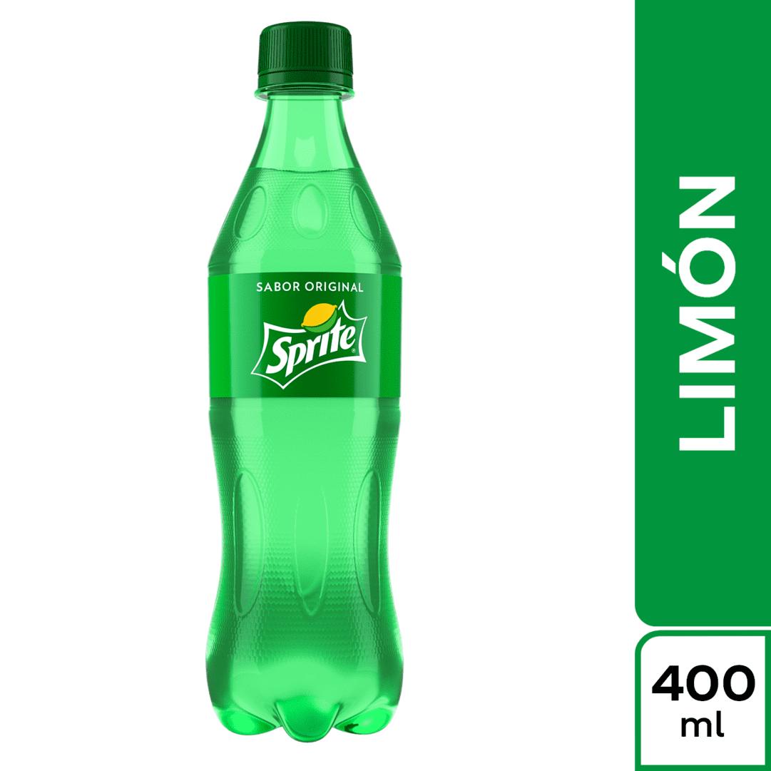 Gaseosa Sprite 400 Ml