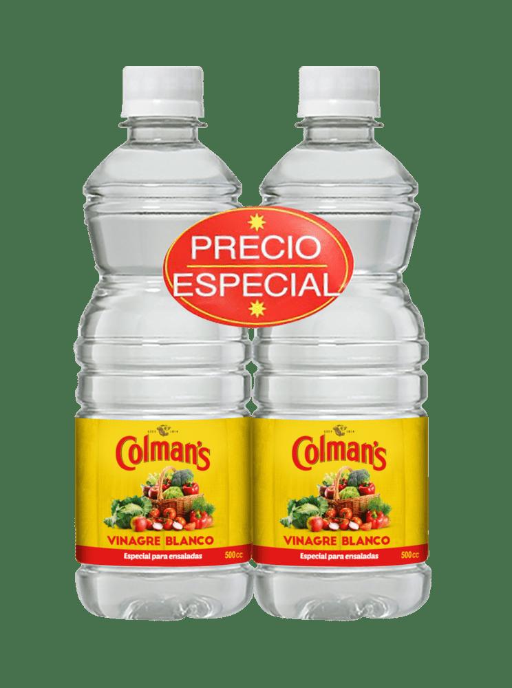 Vinagre Colmans *2 Precio Especial 1000 Cm3