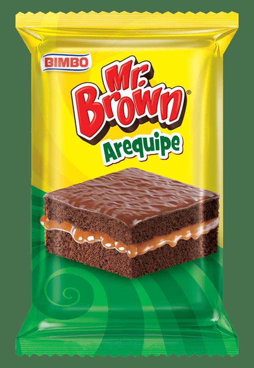 Brownie Bimbo Arequipe 75 G