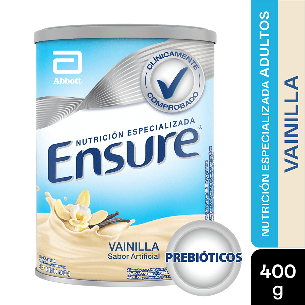 Ensure Polvo Vainilla New Gen 400 G