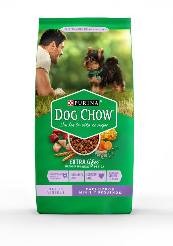 Dog Chow Cachorros 4 Kg R.Peq Vida San