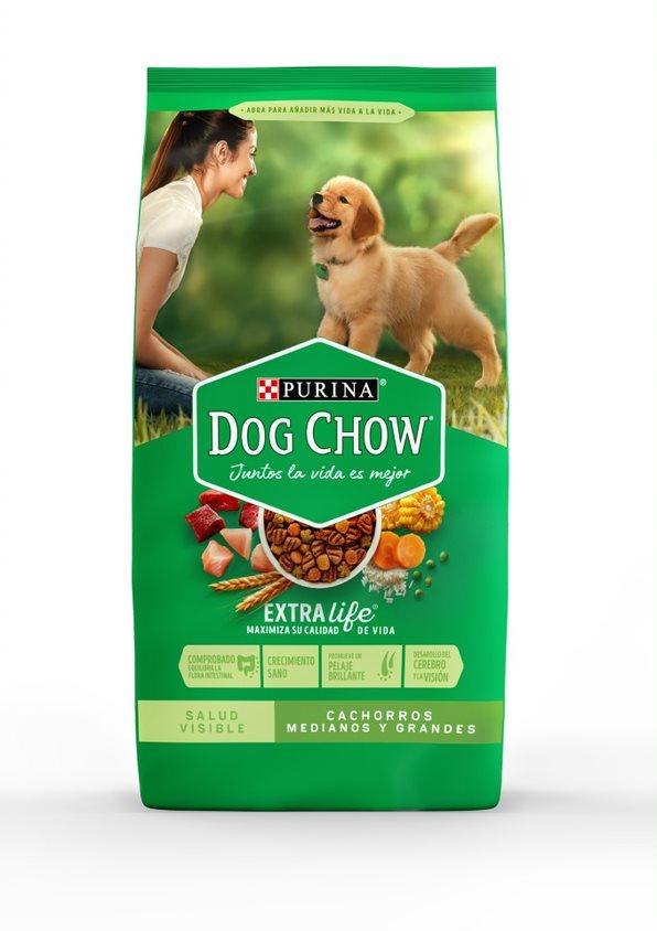 Dog Chow Cachorros Nutrición Temprana V. Sana 2000 G