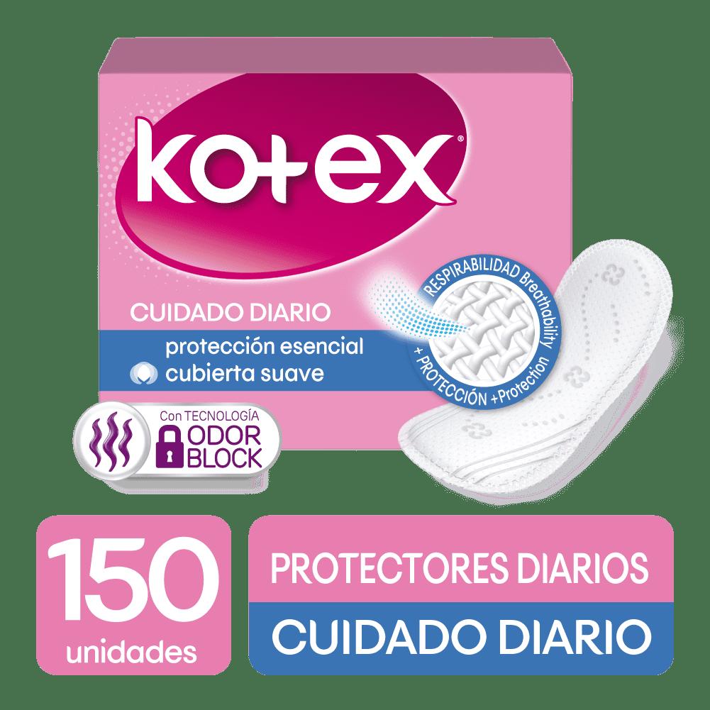 Protector Kotex Duo Ph Balanceado X 150 Und