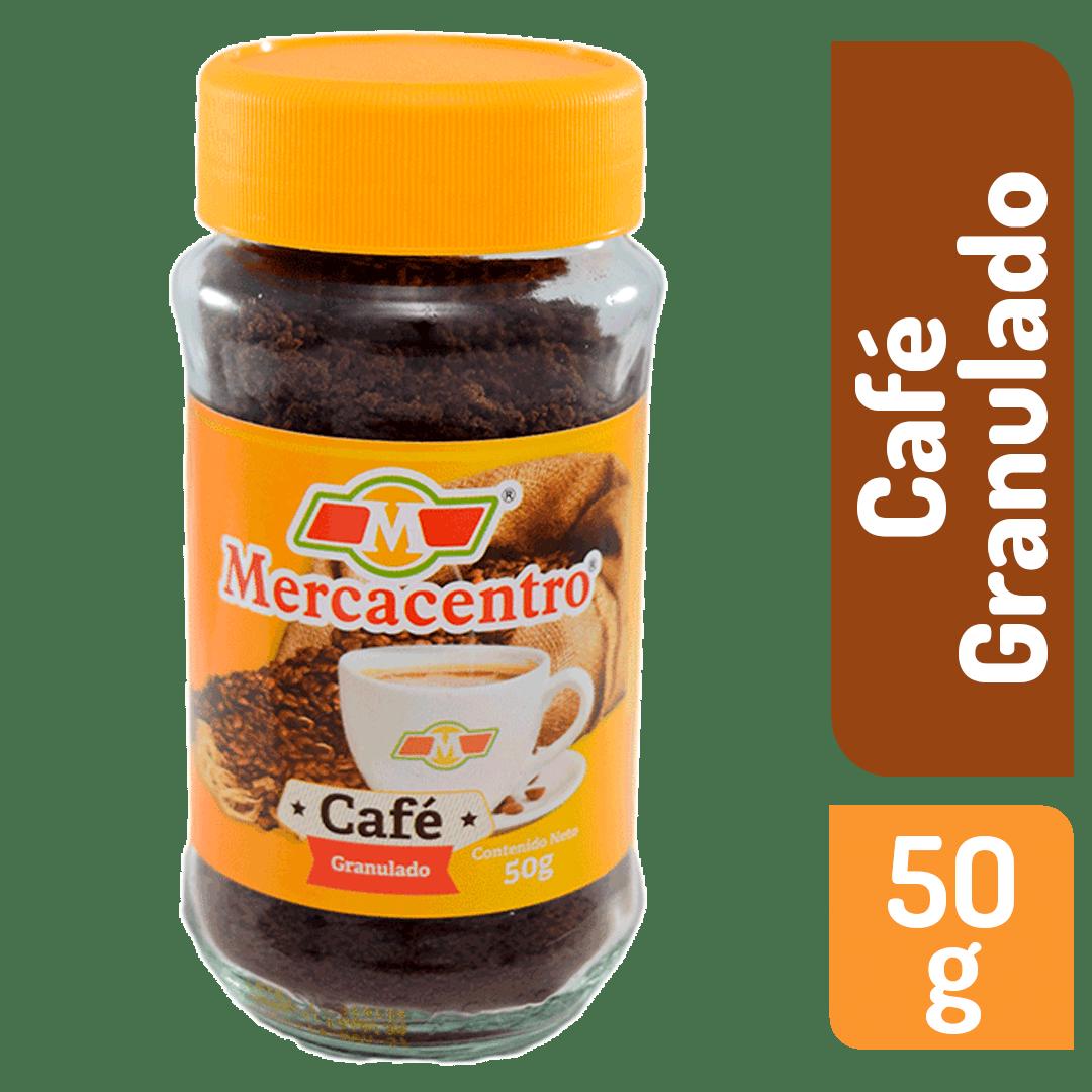 Caf  Mercacentro Granulado 50 G