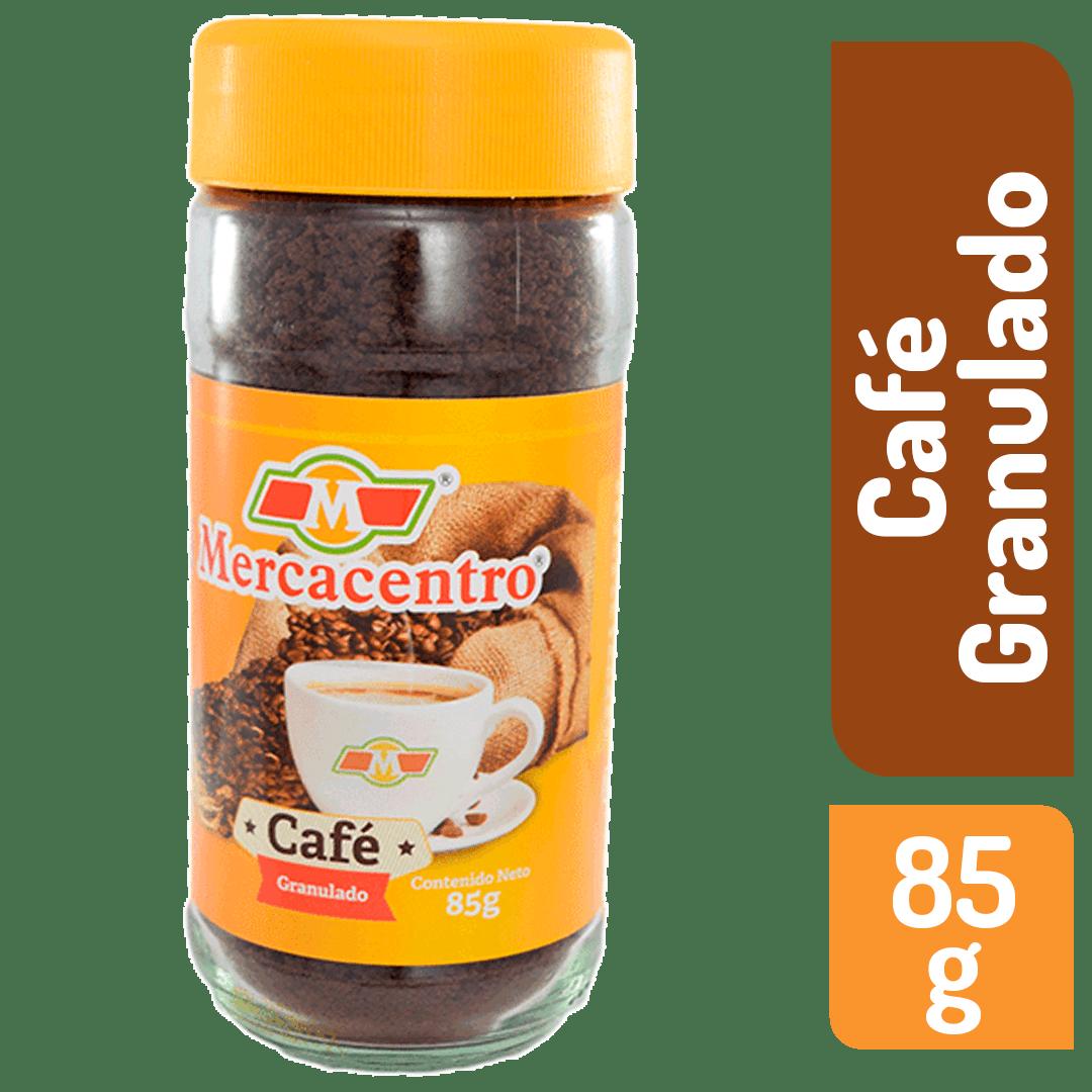 Caf  Mercacentro Granulado 170 G