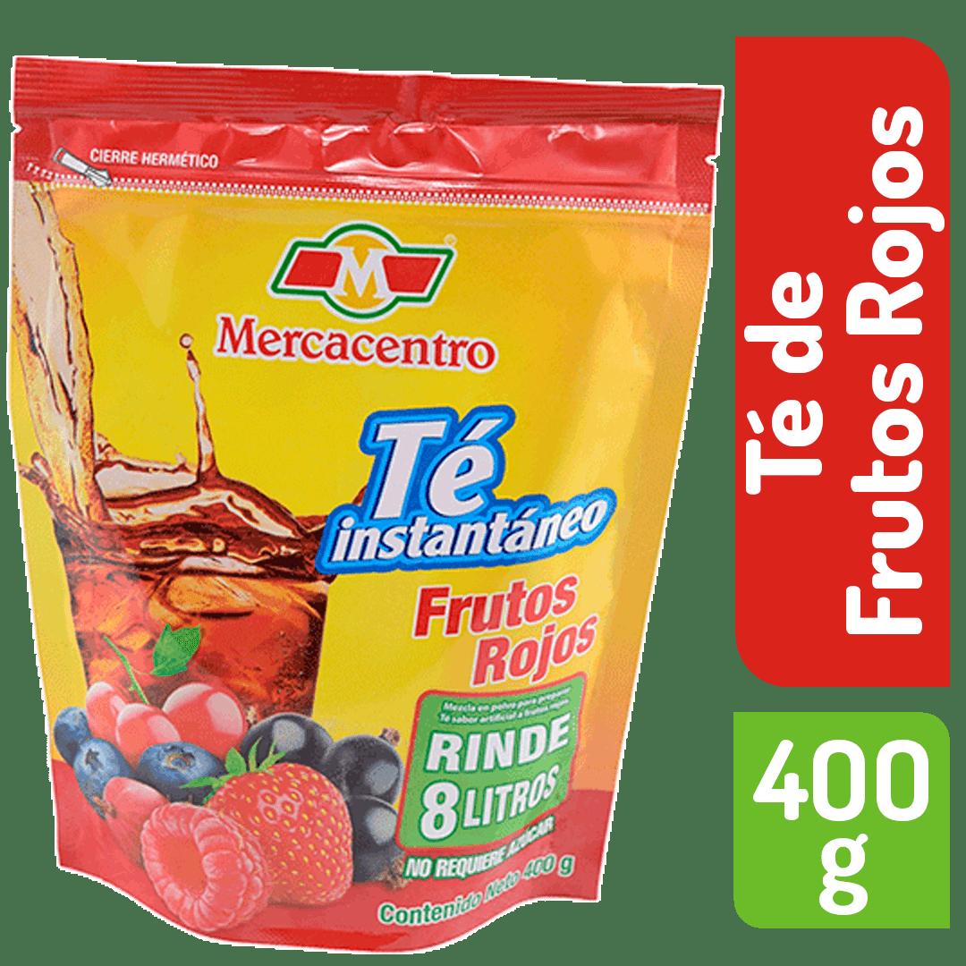 T Mercacentro 8 Litros Frutos Rojos 400 G