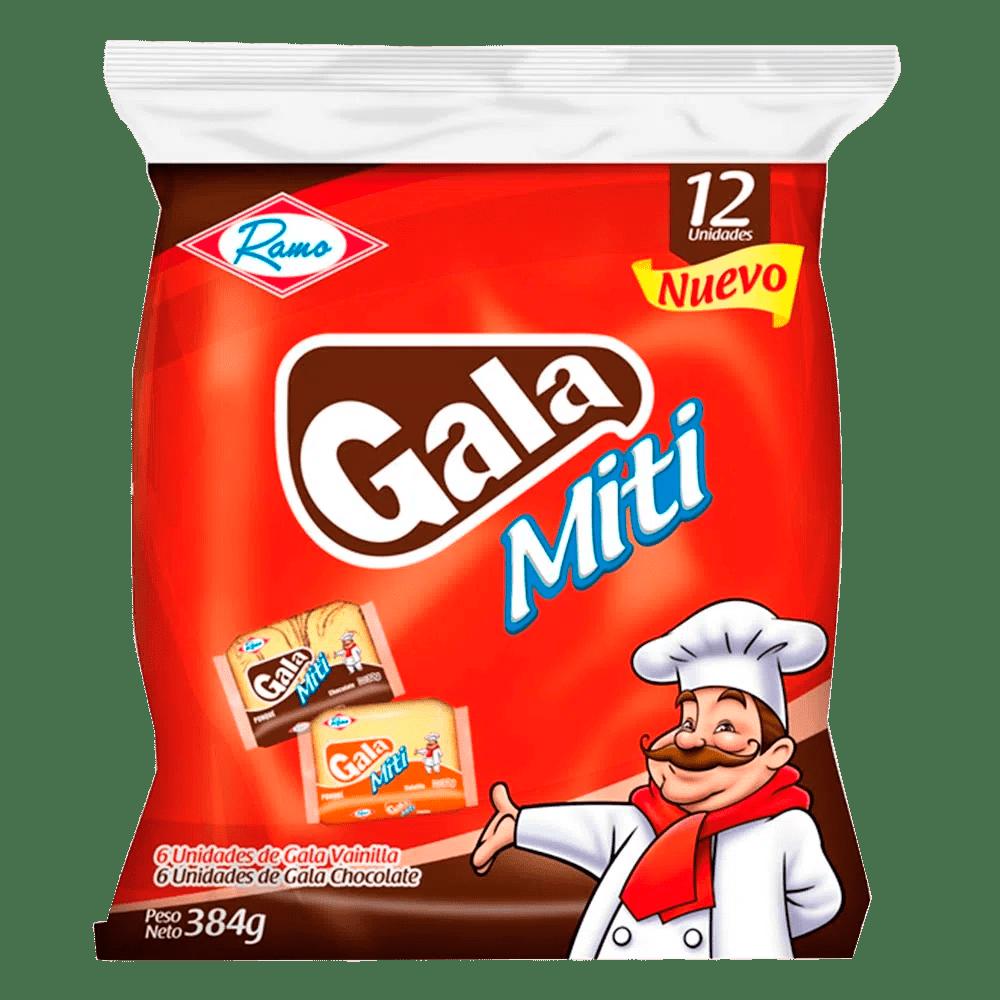 Ponque Gala Miti 384 G
