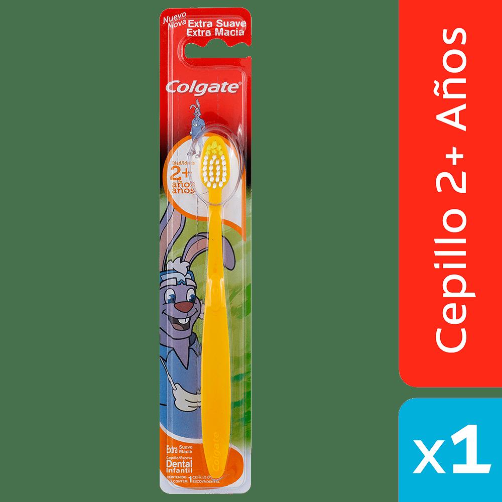 Cepillo Colgate Kids 2+ Rabbit 1 Und