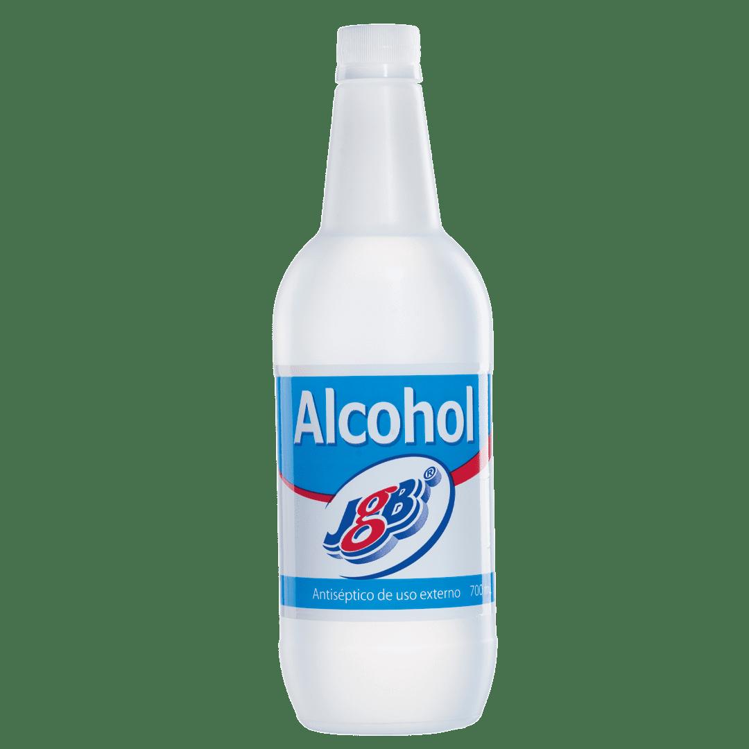 Alcohol Jgb AntisPtico 700 Ml