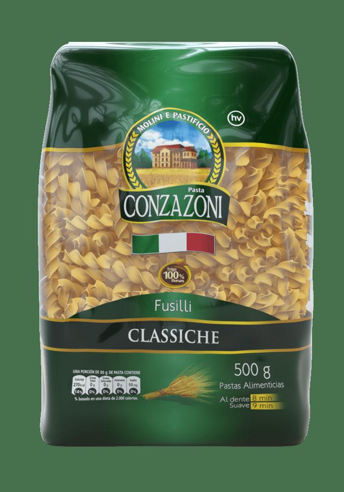 Pasta Conzazoni Fusilli 500 G