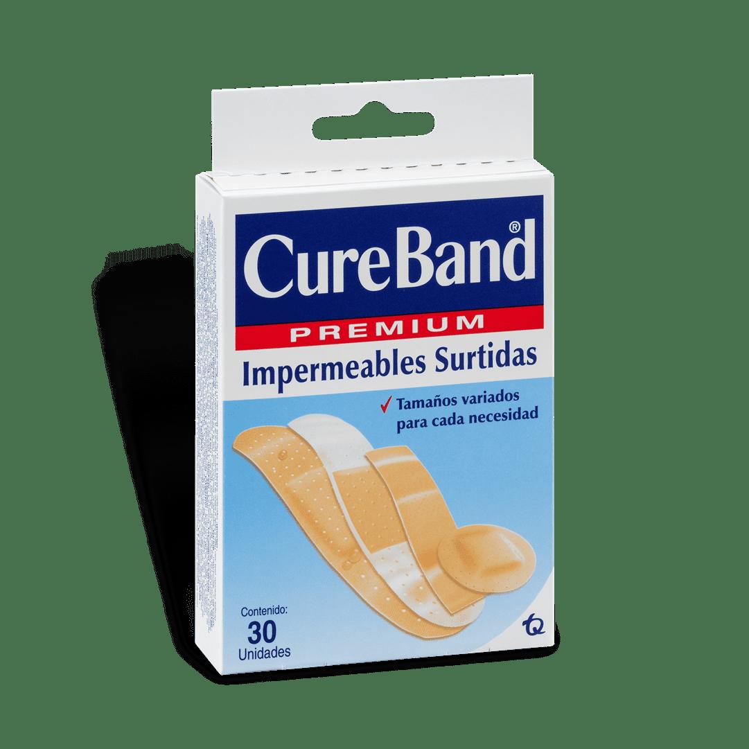 Curitas Cureband Mixta 30 Und