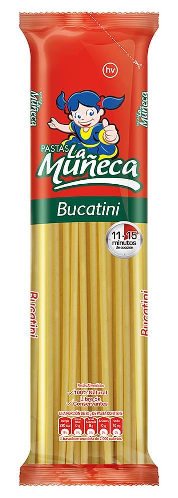 Pasta La Muñeca Bucatini 250 G