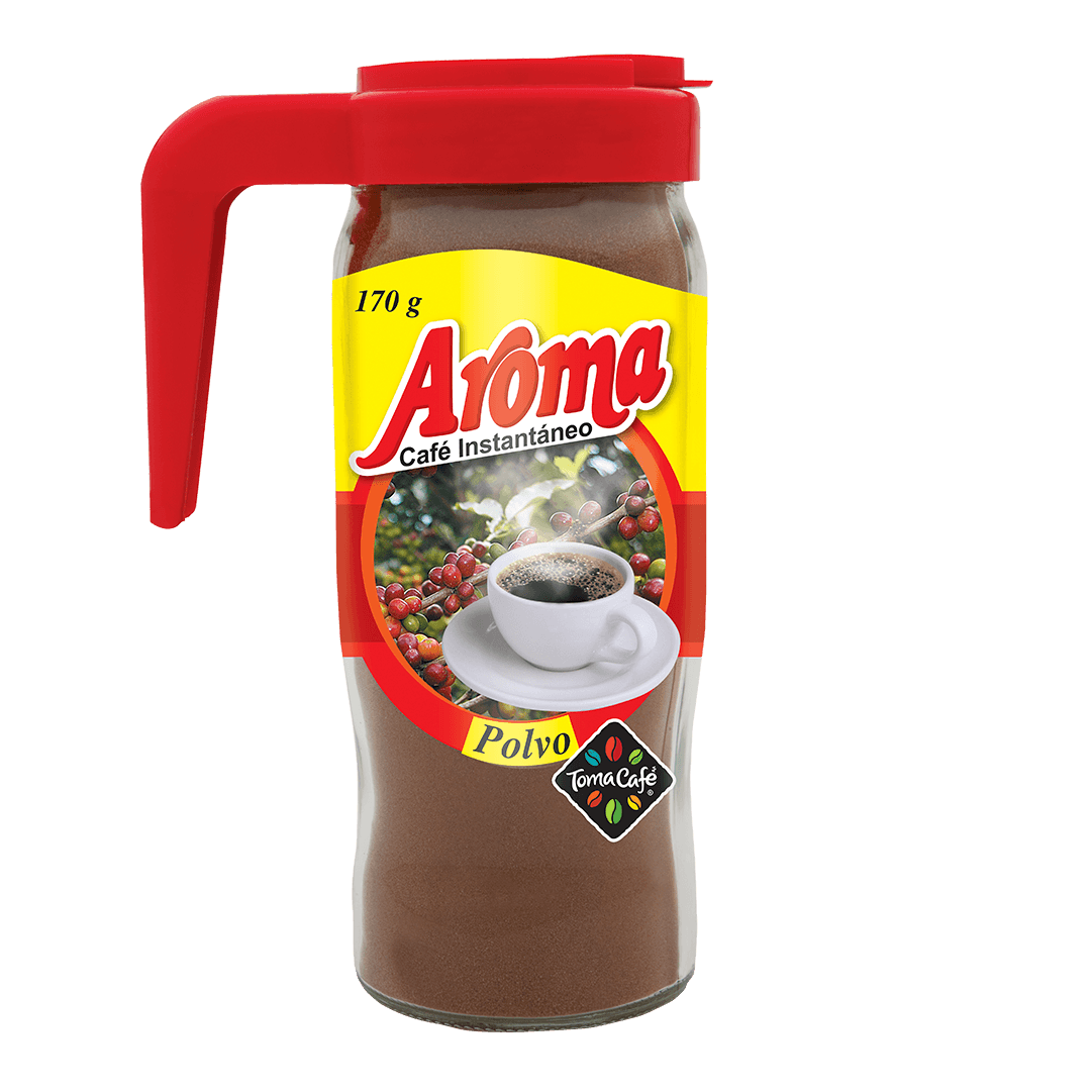 Caf  Aroma Soluble 170 G
