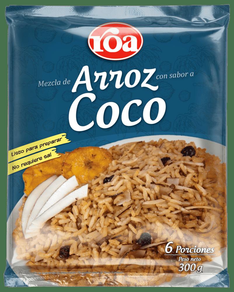 Arroz Coco Roa 300 G