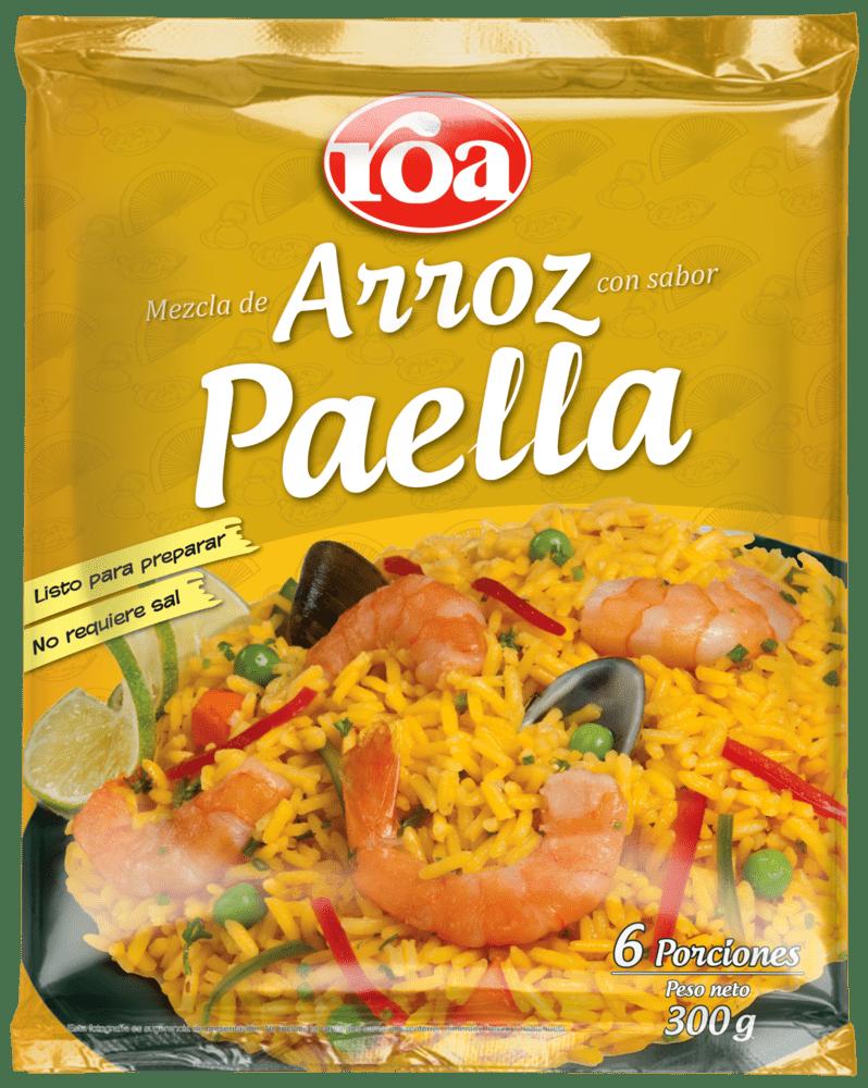Arroz Paella Roa 300 G
