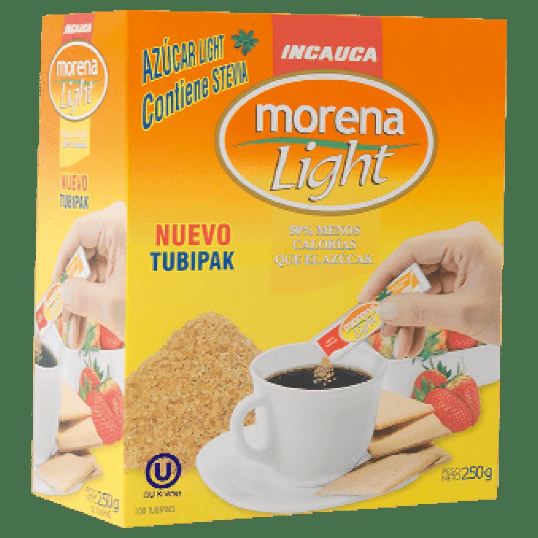 Azúcar  Incauca Light Morena Sobres 250 G
