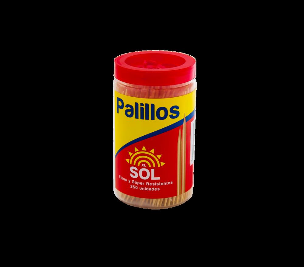 Palillos El Sol Tatuco 47 G